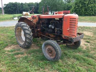 Tracteur agricole Renault Renault collection - 4
