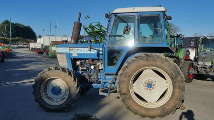 Tracteur agricole Ford 6710 - 3