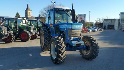 Tracteur agricole Ford 6710 - 2