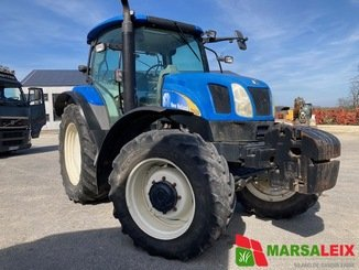Tracteur agricole New Holland T6020 ELITE - 6