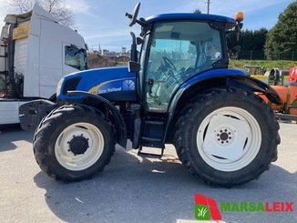 Tracteur agricole New Holland T6020 ELITE - 1