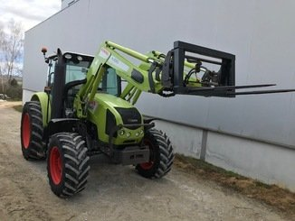 Tracteur agricole Claas Arion 410 - 5