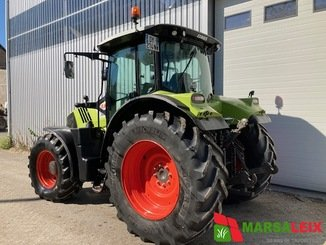 Tracteur agricole Claas Arion 630 cmatic - 4
