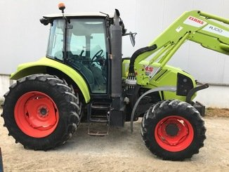 Tracteur agricole Claas Arion 410 - 6