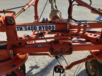 Faneur Fella TH 540 hydro - 6