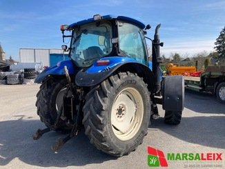 Tracteur agricole New Holland T6020 ELITE - 4