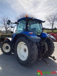 Tracteur agricole New Holland T6020 ELITE - 2