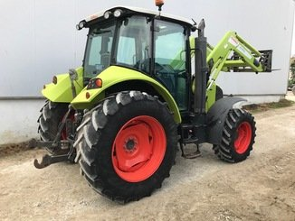 Tracteur agricole Claas Arion 410 - 7