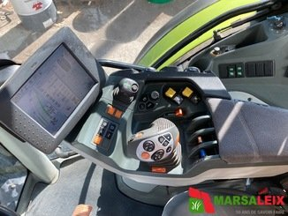 Tracteur agricole Claas Arion 630 cmatic - 7