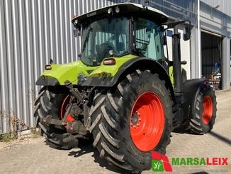 Tracteur agricole Claas Arion 630 cmatic - 2