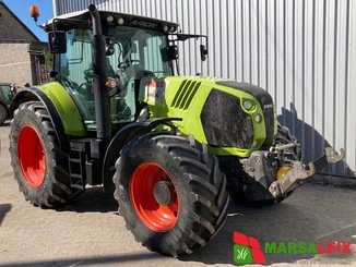 Tracteur agricole Claas Arion 630 cmatic - 1