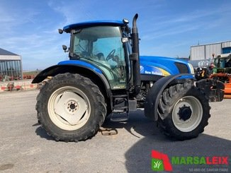 Tracteur agricole New Holland T6020 ELITE - 5