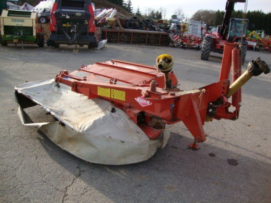 Faucheuse conditionneuse Kuhn FC 202 - 1