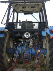 Tracteur agricole Ford 4830 - 5
