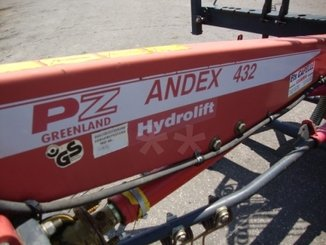 Andaineur Vicon Andex 432 - 4