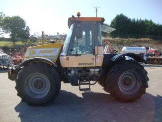 Tracteur agricole JCB Fastrac 155 - 4