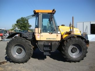Tracteur agricole JCB Fastrac 155 - 5