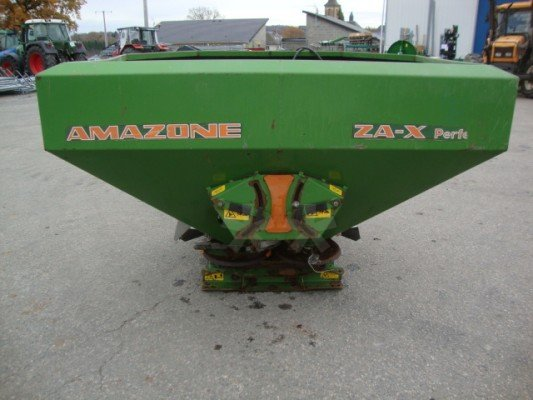 Distributeur d'engrais Amazone ZA-X PERFECT 500 - 1