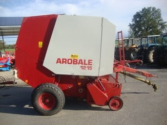 Presse à balles rondes Claas Arobale 1215 / Claas rollant 66 - 2