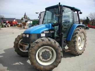 Épave New Holland TL 90 - 1