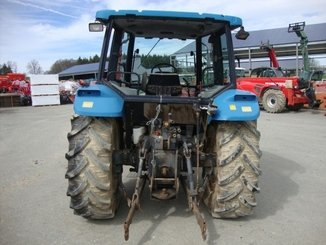Épave New Holland TL 90 - 3