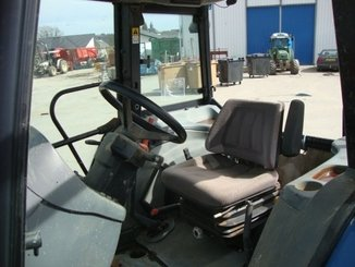 Épave New Holland TL 90 - 6