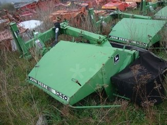 Faucheuse conditionneuse John Deere 1340 - 1