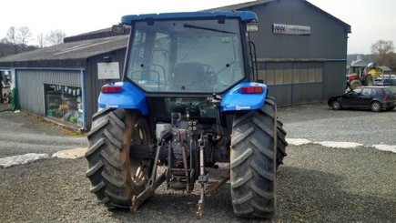 Tracteur agricole New Holland TL 100 - 3