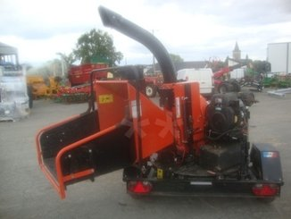 Broyeur de branches Bear Cat CH 8720 IH - 5