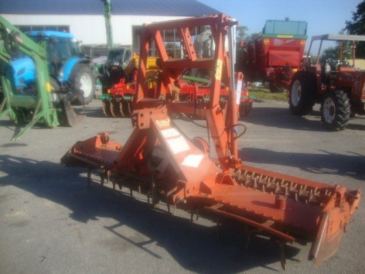 Herse rotative Kuhn HRB302 D - 1