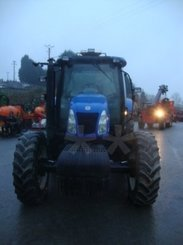 Tracteur agricole New Holland T6010 - 7
