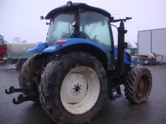 Tracteur agricole New Holland T6010 - 2