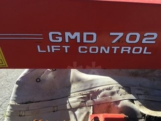 Faucheuse Kuhn GMD 702 lift control - 6