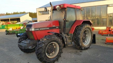Tracteur agricole Case IH 5130 - 1
