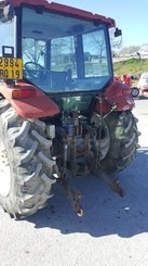 Tracteur agricole New Holland L75 - 5