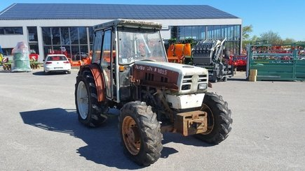 Tracteur agricole Steyr 8095 - 1