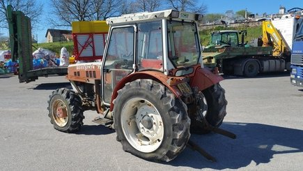 Tracteur agricole Steyr 8095 - 2