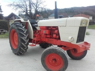 Tracteur agricole David Brown 1412 - 2