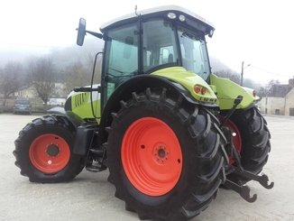 Tracteur agricole Claas Arion 620 Cis - 6