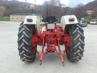 Tracteur agricole David Brown 1412 - 4