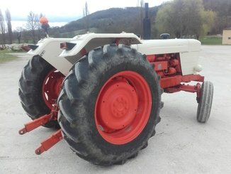 Tracteur agricole David Brown 1412 - 3