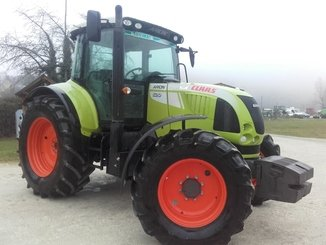 Tracteur agricole Claas Arion 620 Cis - 4