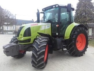 Tracteur agricole Claas Arion 620 Cis - 1