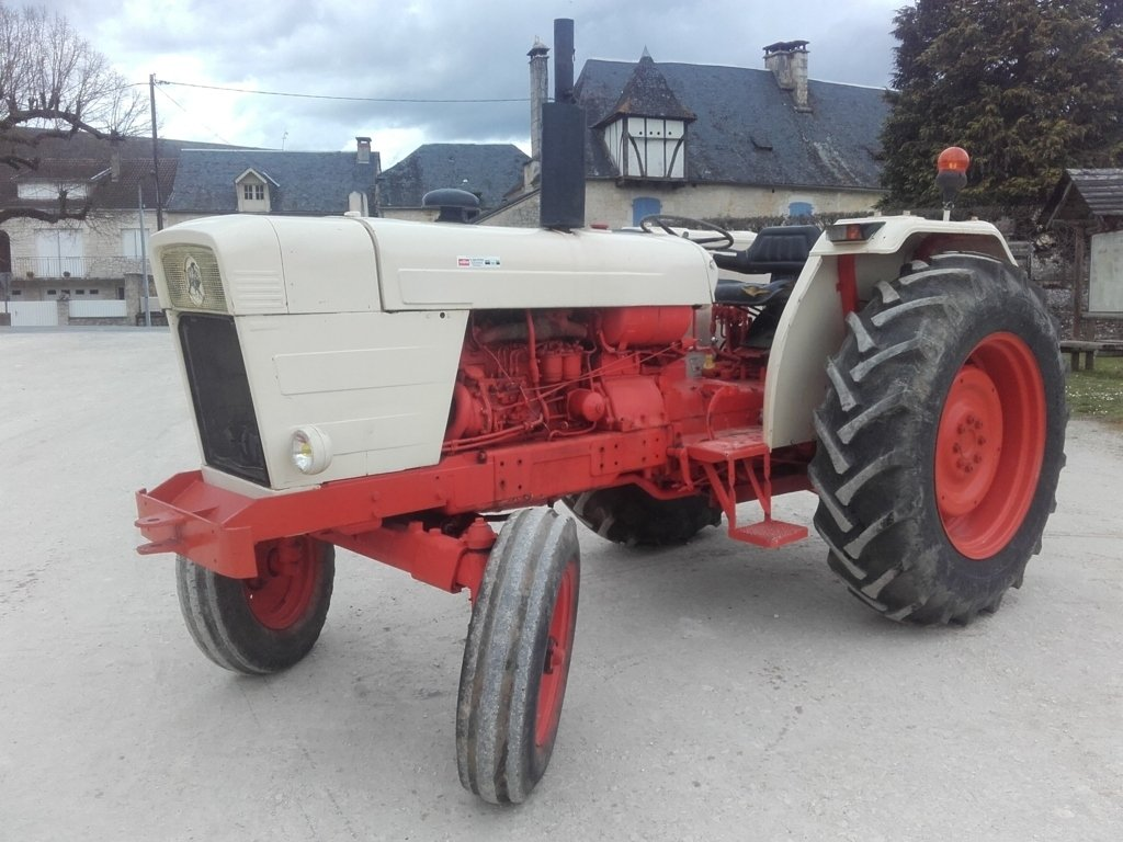 Tracteur agricole David Brown 1412 - 1