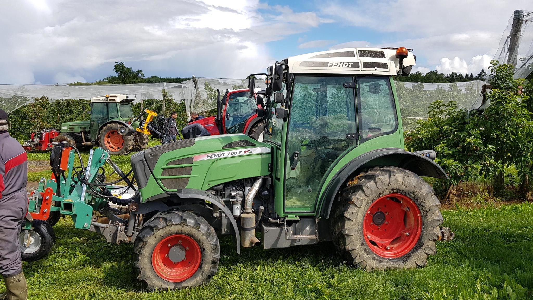 Tracteur Agricole Fendt D Occasion En Vente Sur Marsaleix
