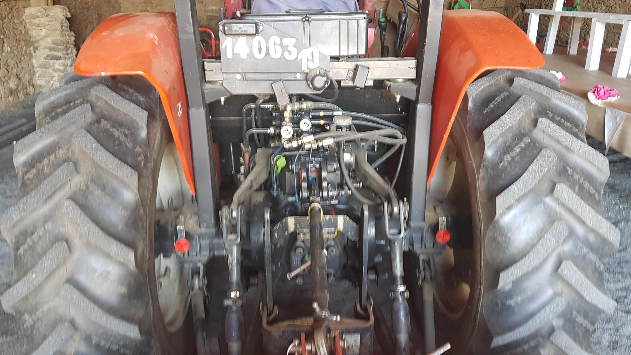 Tracteur Agricole D Occasion En Vente Sur Marsaleix