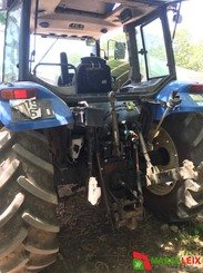 Tracteur agricole New Holland TL80A - 3