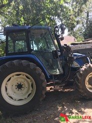 Tracteur agricole New Holland TL80A - 2